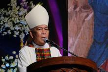 Davao Archbishop Romulo Valles, DD, CBCP president